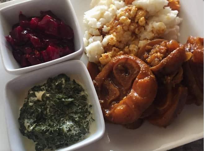 tasty dinner ideas SA