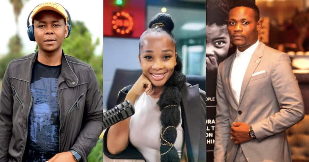 'Skeem Saam' actors show off their lovely partners: 3 stunning Mzansi couples