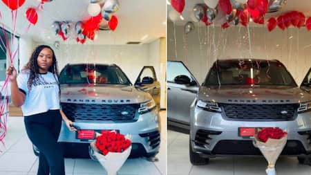 Woman gushes over friend after she buys a stunning new whip: #BestieGoals