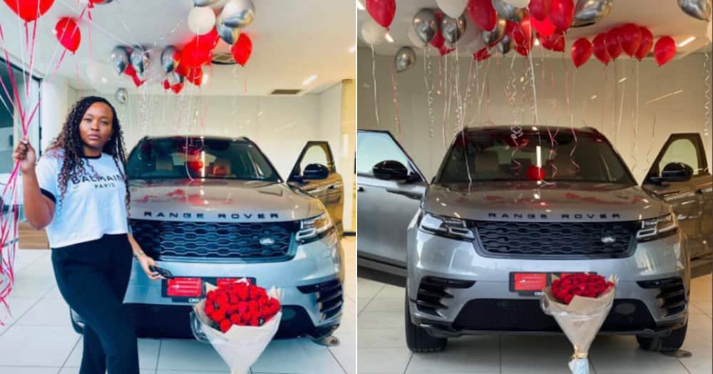 Woman, Friend, New Car, Celebrate, Twitter reactions