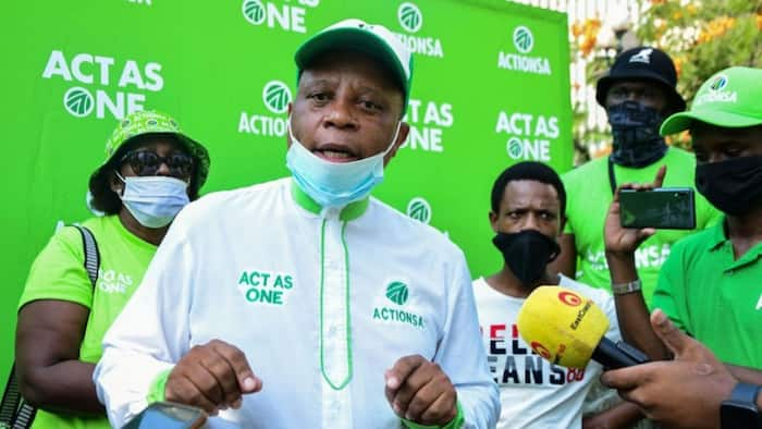 ActionSA leader Herman Mashaba keen to stand for Joburg Mayor role
