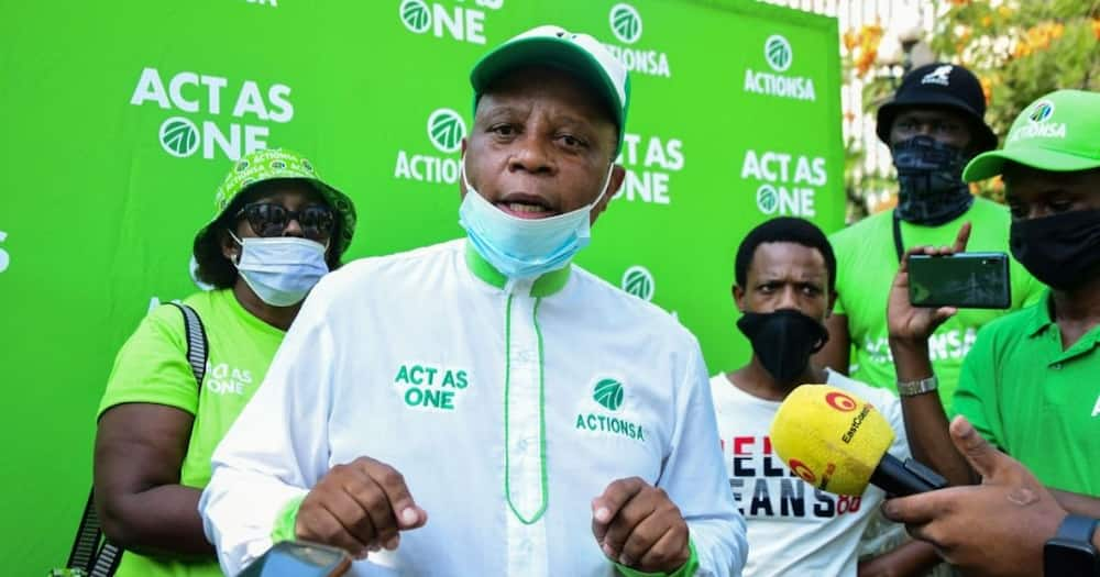 ActionSA leader Herman Mashaba wants to stand for the local government elections. Image: Darren Stewart/Gallo Images via Getty Images