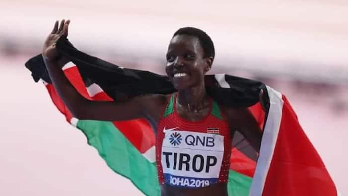 Agnes Tirop: Kenyan 5,000m Women's representative in Tokyo Olympics found dead