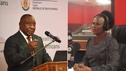 Ramaphosa concerned over how Mkhwebane got hold of CR17 bank statements