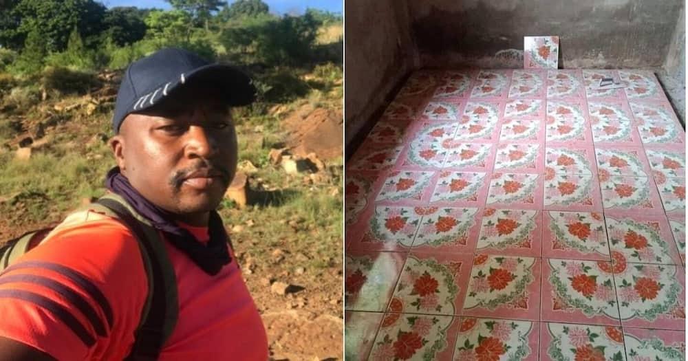 Mzansi, Saffas, Irked, Botched Tiling Job, Man, Begs, Jobs