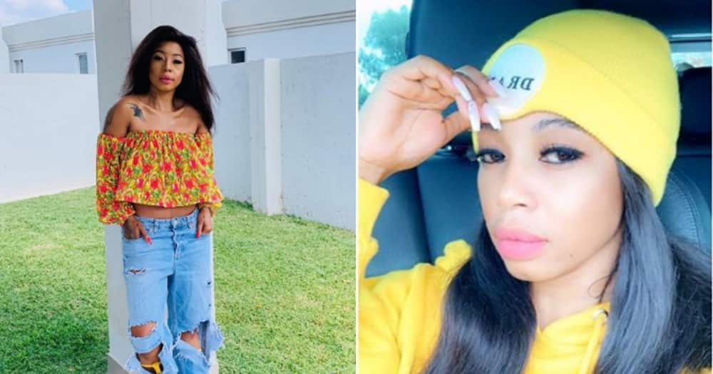 Yoh: Kelly Khumalo claims Jub Jub introduced her to drugs