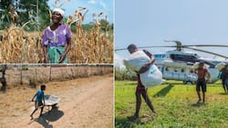 Zimbabwe suffering from severe drought, millions left food insecure