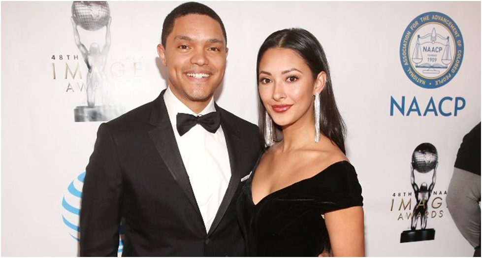Trevor Noah girlfriend