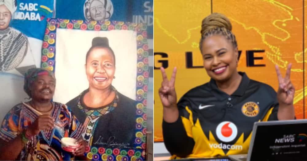 Rasta, Sakina Kamwendo, painting, portrait, Twitter reactions