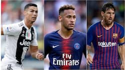 Neymar tops list of footballers in boot deals after signing £23m with Puma
