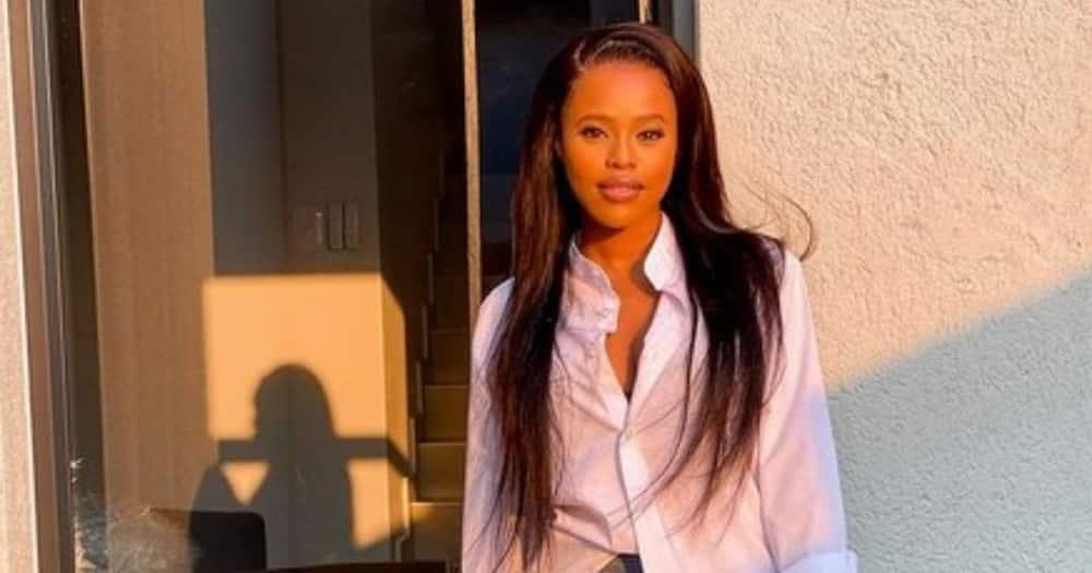 Natasha Thahane, drags men, relationship, Thembinkosi Lorch