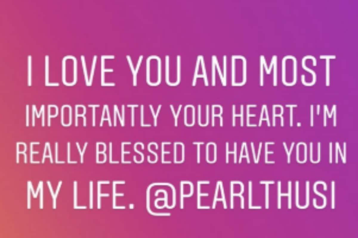 Beautiful Lerato Kganyago shows her #GirlLove for Pearl Thusi