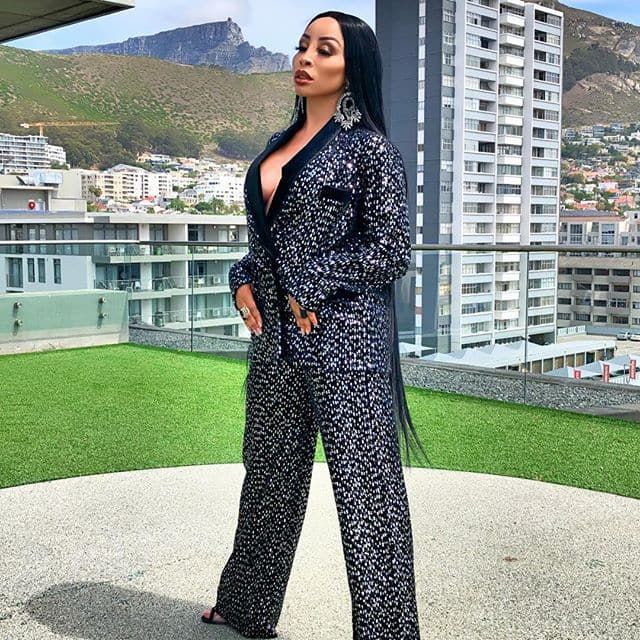 Khanyi Mbau Biography: Age, Siblings, Daughter, Brother, Dresses, Cars, House and Net Worth