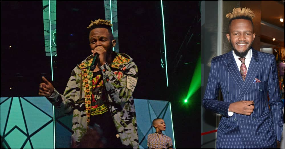 Kwesta addresses opinions that say becoming a platinum artist is easy