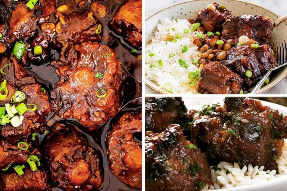 The tastiest Oxtail recipe ever
