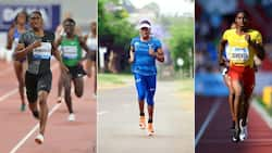 Caster Semenya clinches gold in SA 5 000m race, makes Mzansi proud