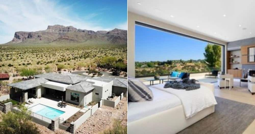 """""""This Is Fire"""": Mzansi Excited by Stunning Mansion Built in Rural Village"""