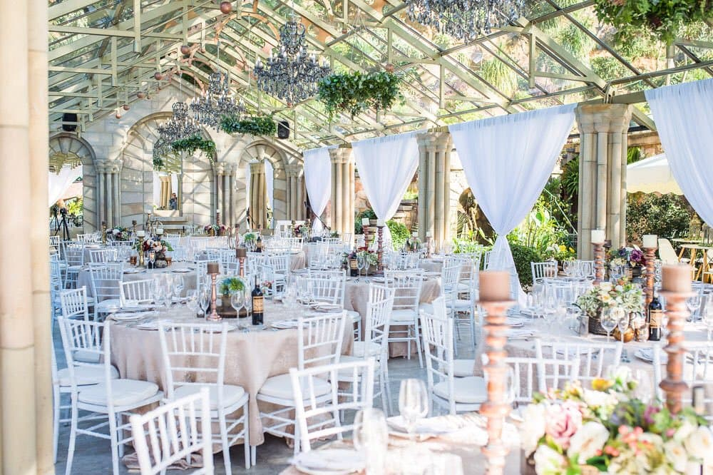 Top 7 Wedding Venues in Gauteng - How South Africa