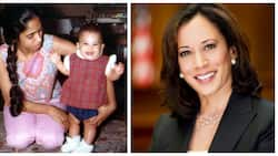 Kamala Harris fondly remembers late mum who died of colon cancer