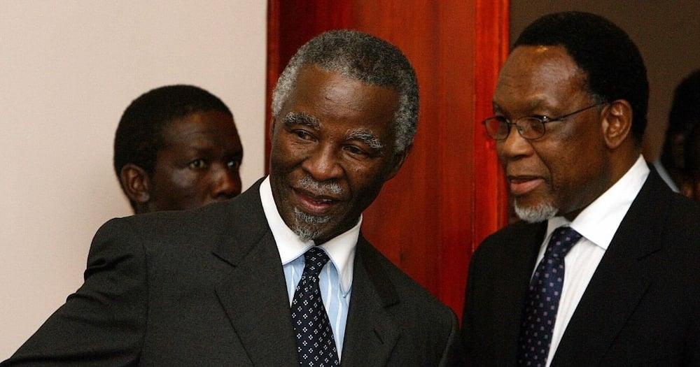 ANC, manifesto launch, Kgalema Motlanthe, Thabo Mbeki, Cyril Ramaphosa