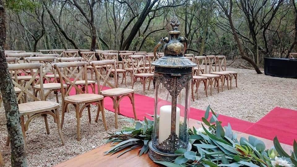 Garden wedding venues in Pretoria