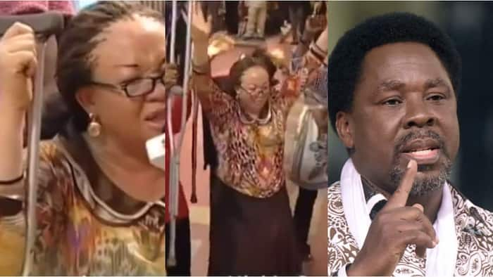 FIFA World Cup volunteer manager healed by TB Joshua shortly before his passing