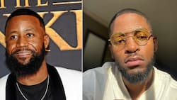 """Prince Kaybee weighs in on Cassper's """"average"""" 'The Braai Show' numbers"""