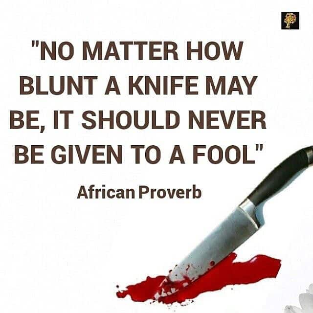 100+ wise African proverbs and quotes that will build your morals