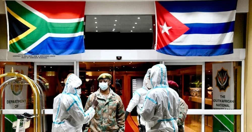 South Africa, nominate, Cuban medics, Nobel price, Mzansi reacts