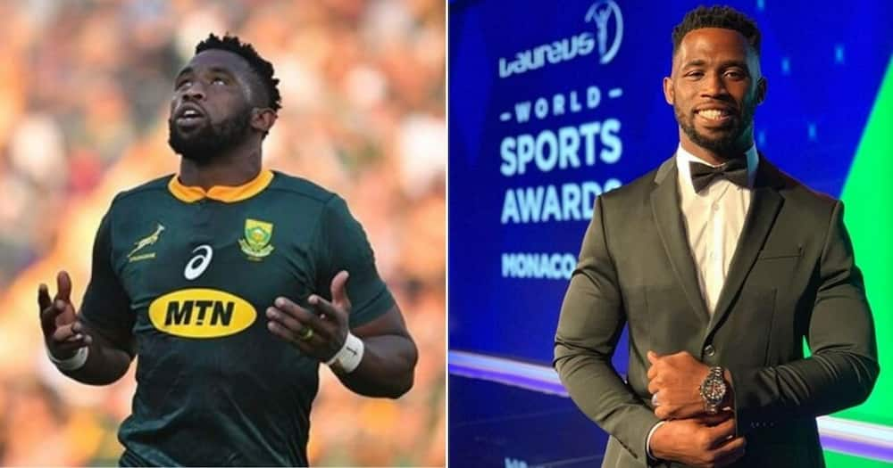 Halala: Siya Kolisi named among Top 100 most influential Africans