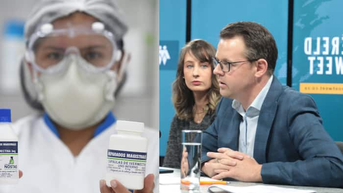 Afriforum is considering legal action over the use of Ivermectin