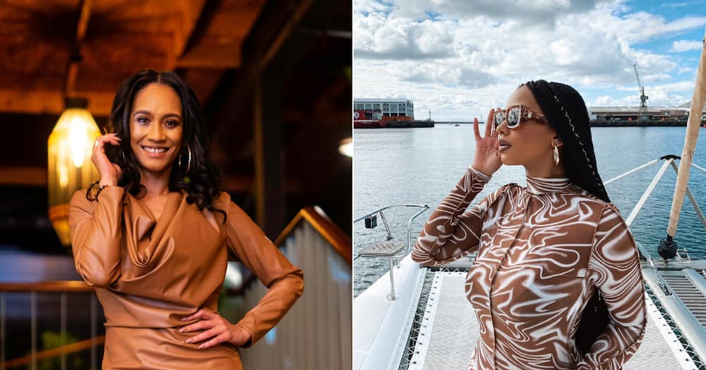 Celebrities from Mzansi respond to the viral event involving NBC news anchor Jessicah