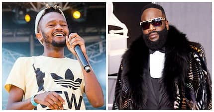 Kwesta's about to bring the heat: It's bigger than just Rick Ross