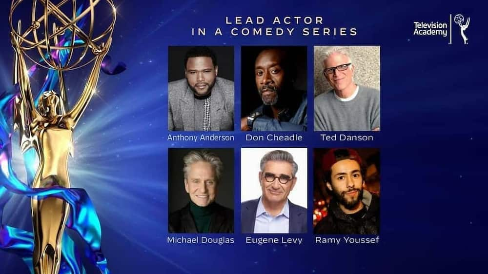 Exclusive details about the 72nd edition of the Emmys Awards nominees