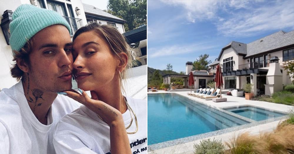 Justin and Hailey Bieber have reportedly purchased a R425million home