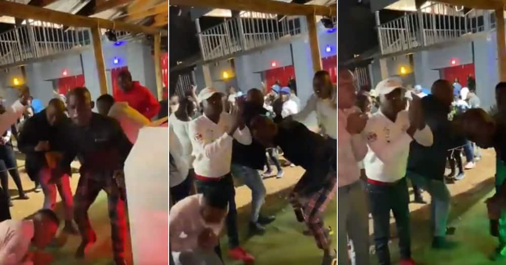 Viral Video of People Holding Church at Groove Has Mzansi Losing It