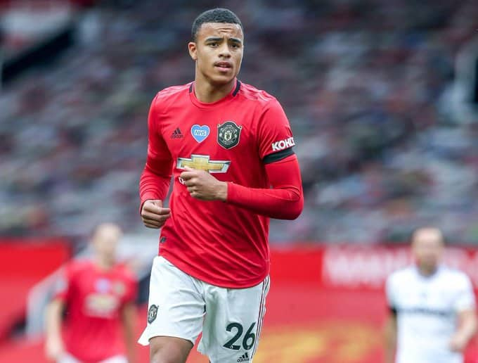 What school does Mason Greenwood go to?