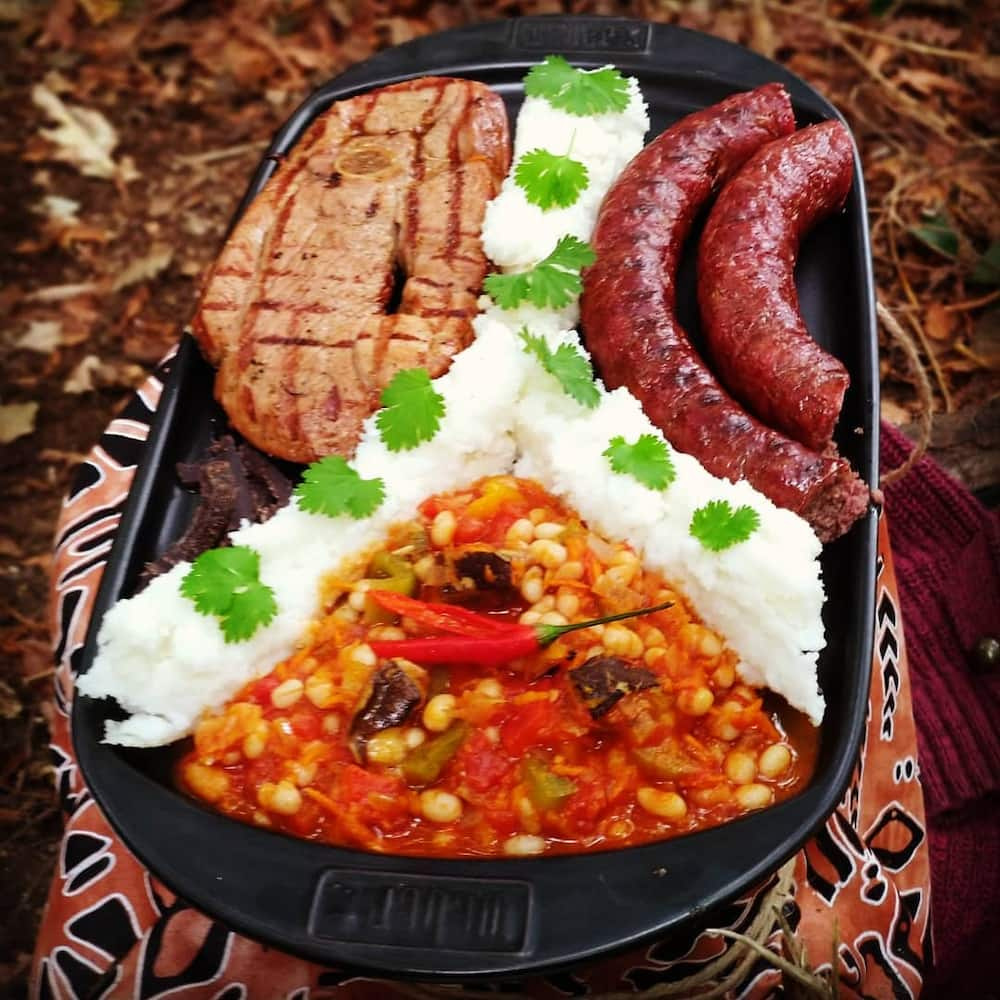 traditional south african recipes with pictures