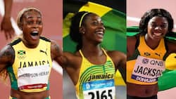 Olympics: Jamaican female runners take gold, silver and bronze, Elaine Thompson-Herah breaks record