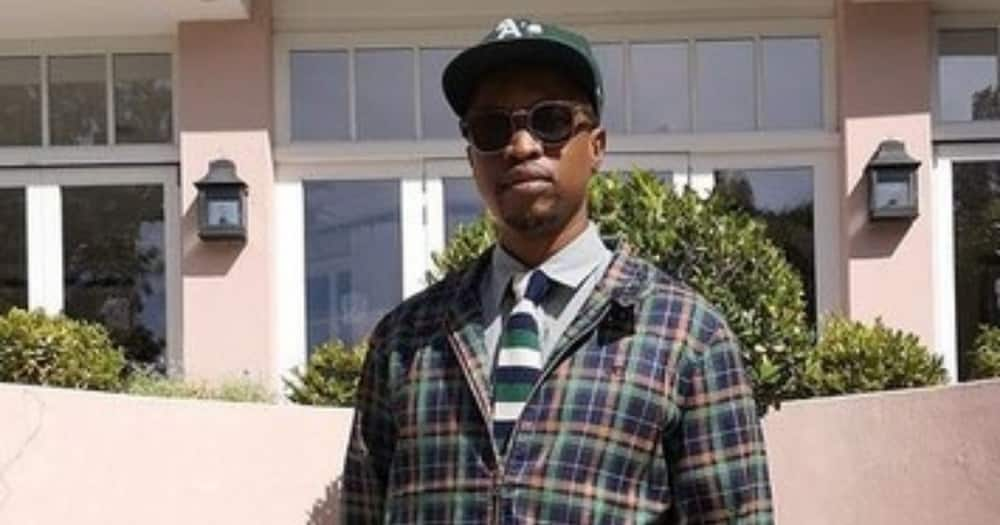 """Scoop Makhathini Calls Joburg People Out for Being Fake: """"Not One Real Thing"""""""