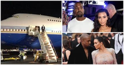 Kim Kardashian boasts with private 747 and gets slammed by internet