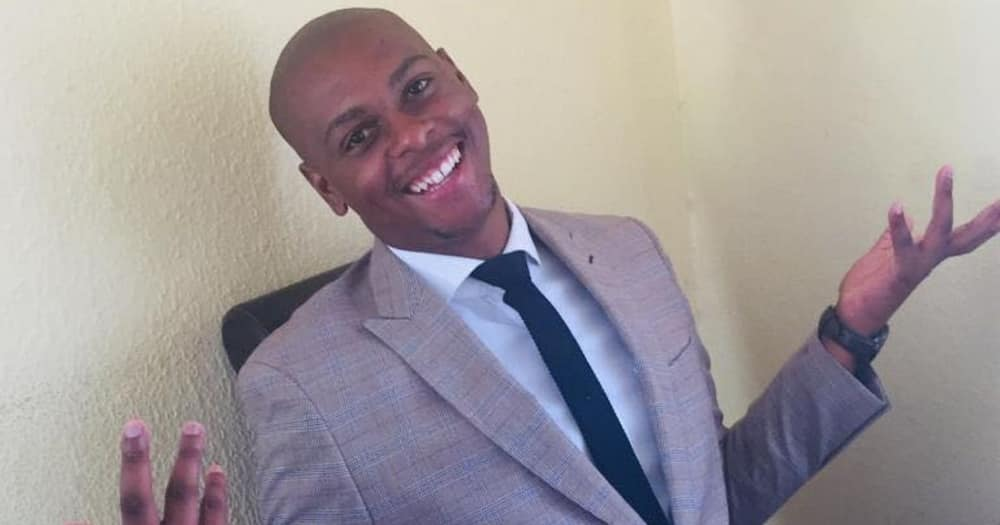 Date My Family's Kabelo gives update on his and Zee's relationship