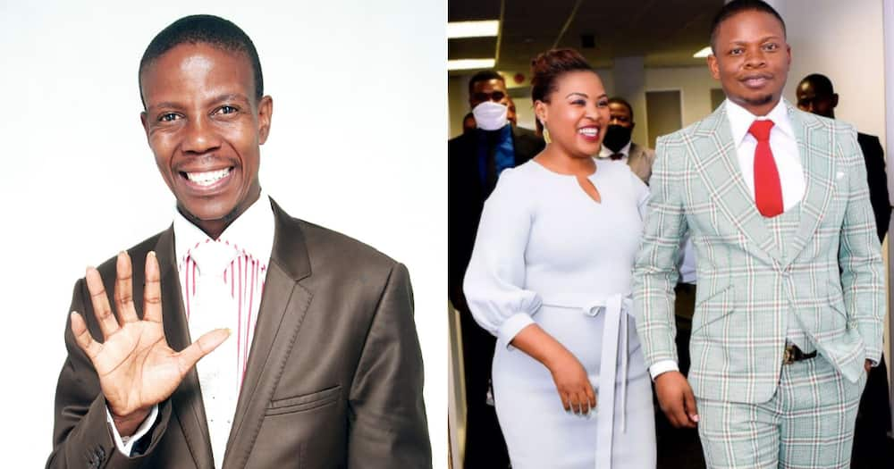Pastor Mboro gives his opinion on Prophet Bushiri's criminal charges