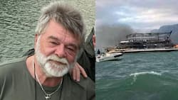 """German tourist who died at Jozini Dam receives heartfelt message from son: """"We are heartbroken"""""""