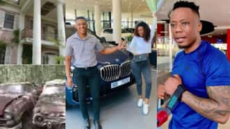 Weekly Wrap: Man discovers abandoned mansion and Itu Khune's wife's new whip
