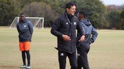 Bafana Bafana assistant coach Janevski Cedomir tests positive for Covid-19
