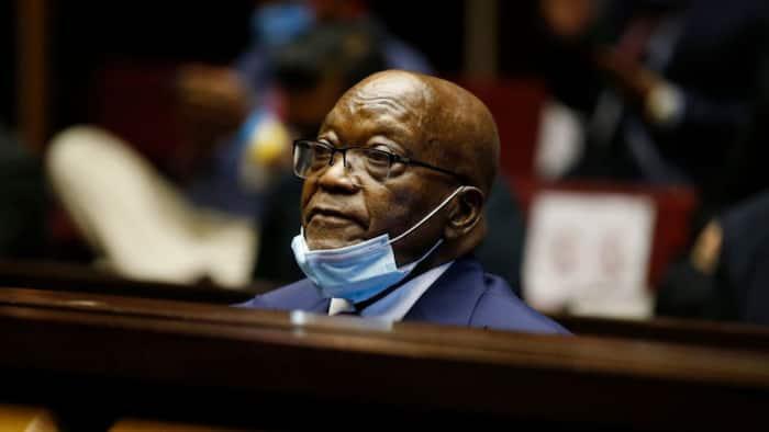 Lawyers file Jacob Zuma's secret medical report, speculation rife over 'mystery' illness