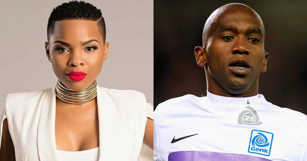 SA react angrily to Masehaba Khumalo's tweets about Anele Ngconcga's funeral arrangements