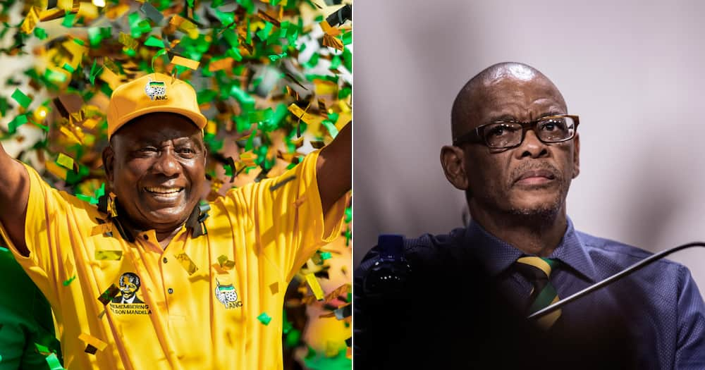 Ramaphosa's call for Magashule to step-aside backed by ANC top 6