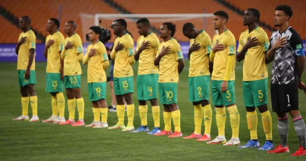 Bafana Bafana, Ethiopia, World Cup qualifiers, South Africa, Ghana, Group G, Hugo Broos